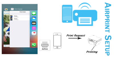 hp envy airprint