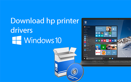 hp printer driver download for windows 10