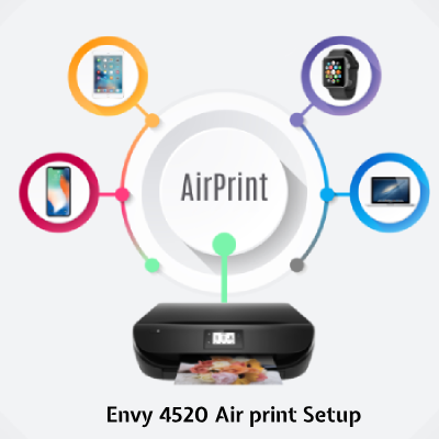 hp envy 4520 airprint