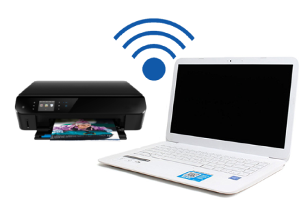 hp envy 5536 wireless setup
