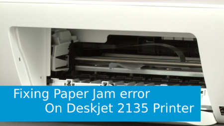 hp deskjet 2135 troubleshooting
