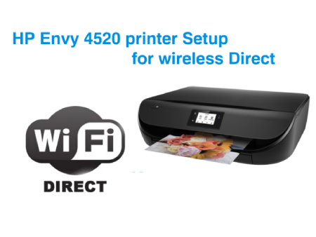 hp envy 4520 wifi direct