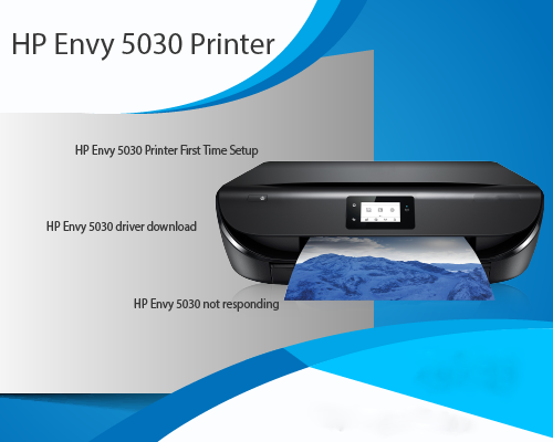 hp envy 5030 unboxing setup
