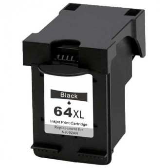 hp envy 7155 black ink cartridge problem