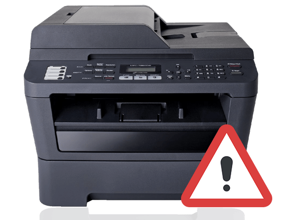Brother Mfc 7860dw Not Printing