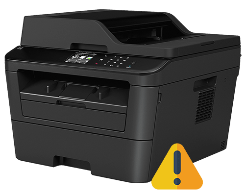 Brother Mfc l2740dw Not Printing