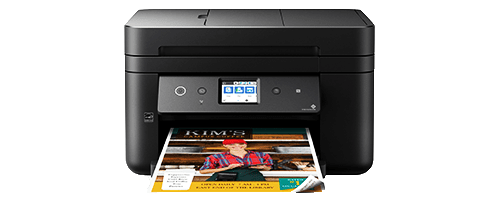 Epson WF 2860 Double Sided Scanning