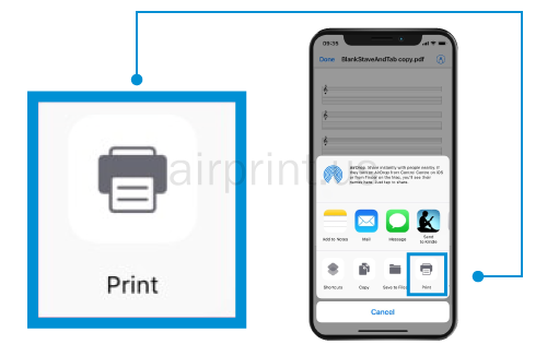Brother HL L2360DW Airprint