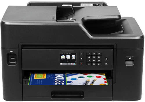 Brother Mfc j5330dw Photo Printing