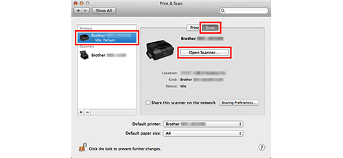 Brother Dcp-l2550dw Scan To Mac