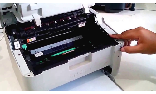 Brother DCP 1616NW Toner Replacement