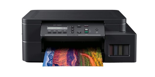 Brother DCP T520W Setup