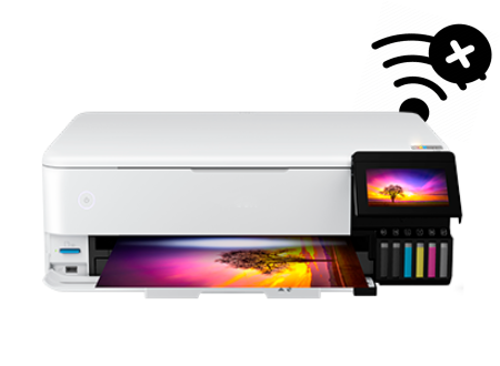 Epson ET 8550 Wont Connect to wifi