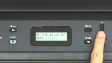 Brother DCP 1616NW Setup